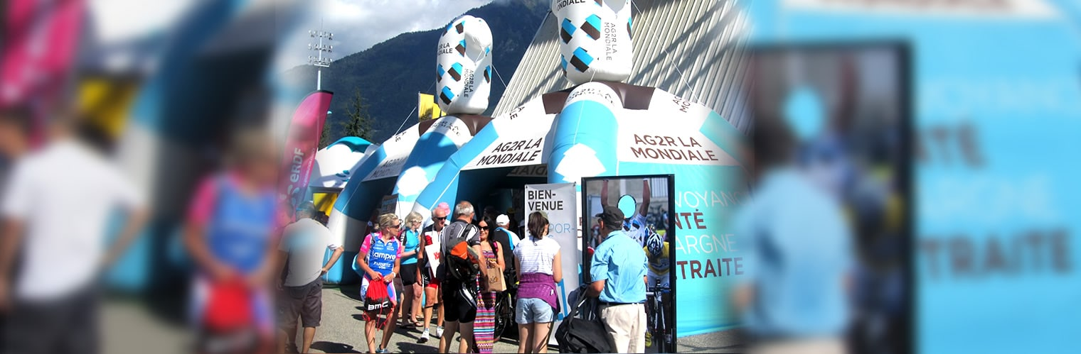 igloos-gonflables AG2R